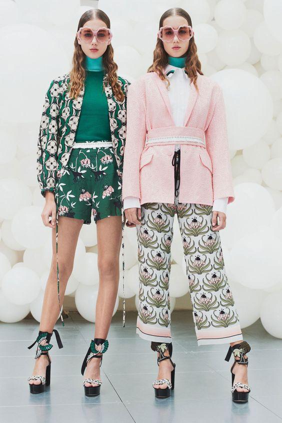 Markus Lupfer Spring 2018 Ready-to-Wear Undefined Photos - Vogue