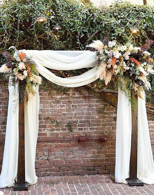 Rustic Wedding Arch Rental Wedding Arbor Rustic Wedding Arch Rustic Diy Wedding Arbor