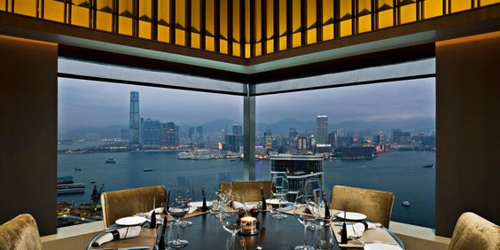 Priceless views of the Victoria Harbour from the Upperhouse, Hong Kong. #JetsetterCurator