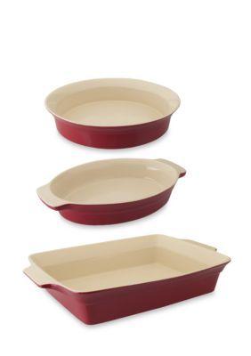 BergHOFF  Geminis 3-Piece Basic Bakeware Set