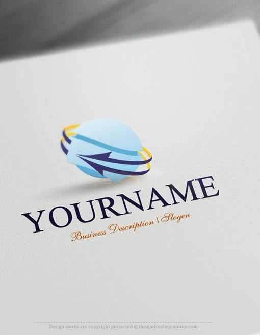 Create A Logo For Free Using The Best Free Logo Maker Free Logo Logo Templates Logo Maker