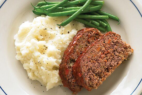 Meatloaf And Buttermilk Mashed Potatoes Recipe In 2020 How To Eat Paleo Meatloaf Buttermilk Mashed Potatoes