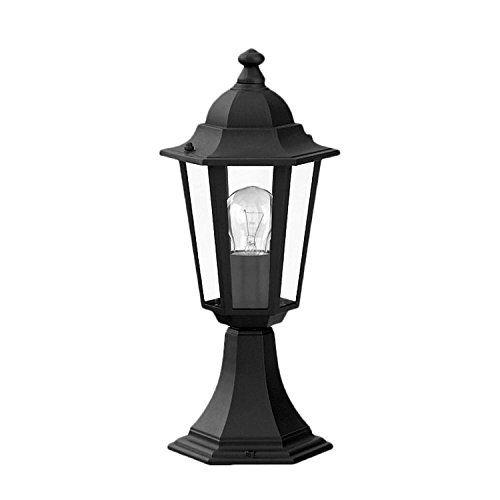 Luminaire Petit Lampadaire Exterieur Lanterne De Jardin Classique Lampe Sur Pied Ip43 Noir 2 2 802 Lanterne Jardin Lampadaire Exterieur Luminaire