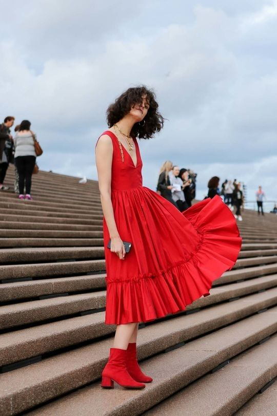 The best in street style from Mercedes-Benz Fashion Week Australia - May 2017 - Vogue Australia