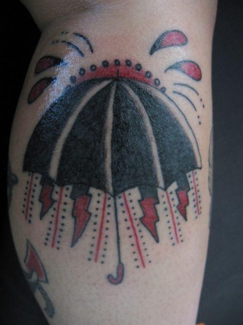 vampire umbrella