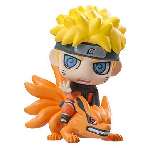 Completed 6 Figures Petite Chara Land Naruto Shippuden Naruto Uzumaki Special
