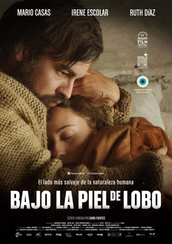 The Skin Of The Wolf Download Or Stream Available Mario Casas Cinema Posters Film
