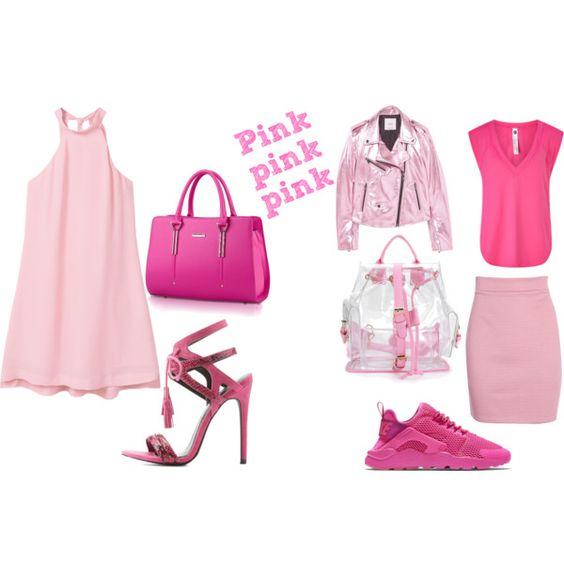 Pink, pink, pink:
