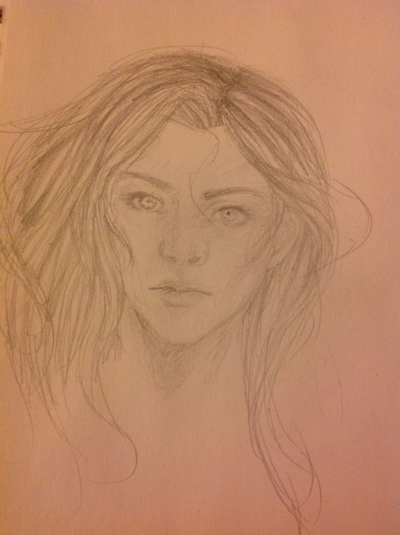 Thought I would do some realism to help my art block. No ref.