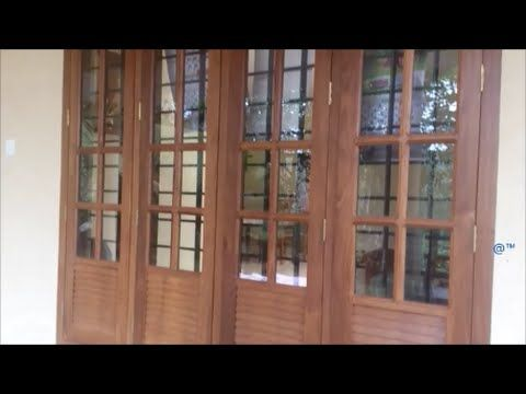 Wooden Front Window Design Kerala Home Youtube 480x360 Jpeg Wooden Windows Front Window Design Shutter Colors