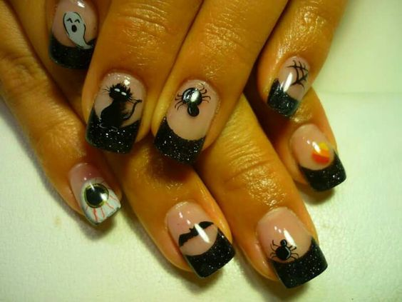Eyeballs and cats....yes!