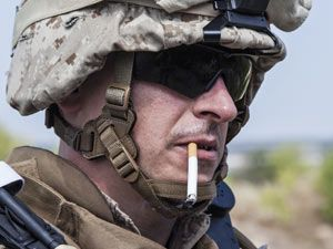 Soldiers: Let Them Have (Alternative) Tobacco Products