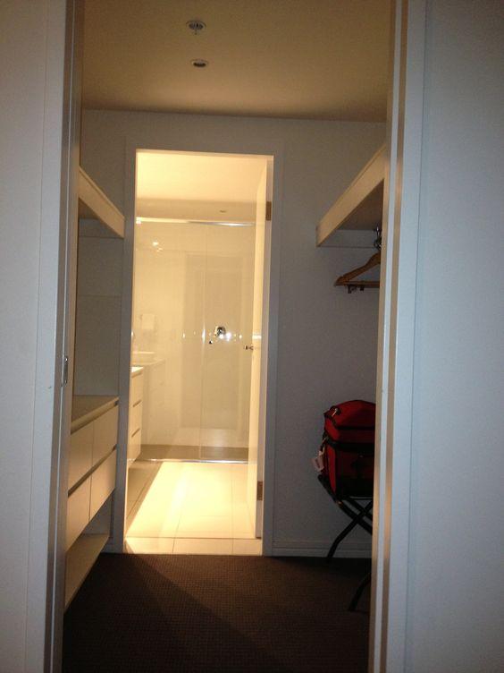 Walk Through Wardrobe To Ensuite Bathroom Abode