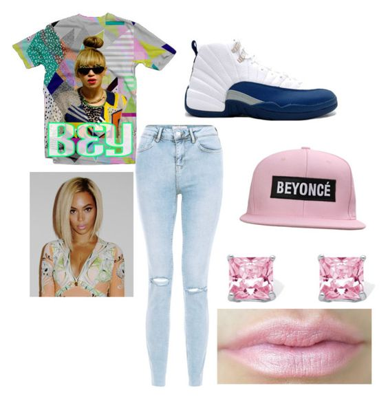 """""""Beyonce Look"""" by samariam on Polyvore featuring Palm Beach Jewelry and CC"""