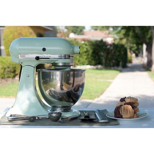 photo pistachio kitchenaid mixer KitchenAid 5KSM150BPT Artisan - kitchenaid küchenmaschine artisan rot