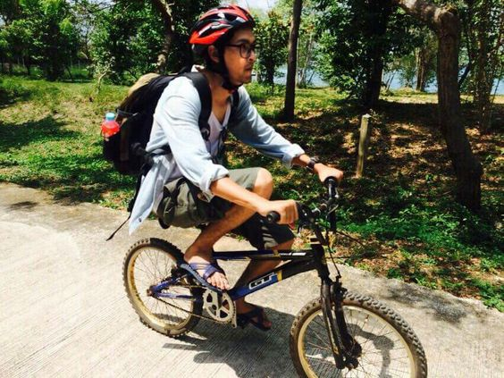Bike Vacation #Beaches near #Bangkok  #Summertime #summerday #Koh #Samaesan