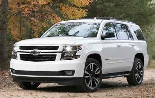 2018 Chevrolet Tahoe Build And Price Chevrolet Tahoe Chevy