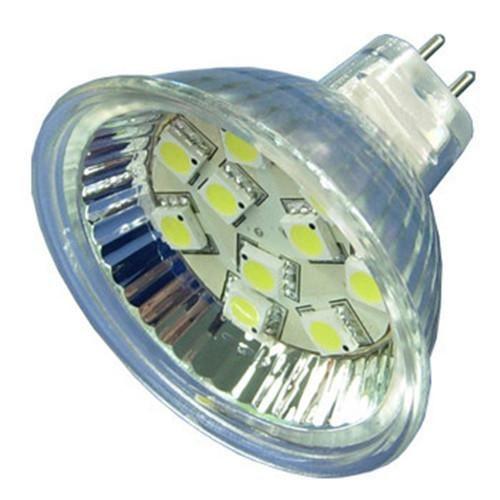 Ac Dc 12v 24v 2 5w High Power Led Light Bulb Mr16 Gu5 3 2 Pin Spot Lamp High Power Led Lights Led Light Bulb Power Led