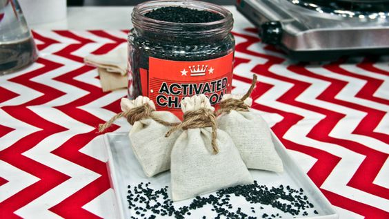 Buy activated charcoal charcoal and pet store on pinterest for Fish tank odor eliminator