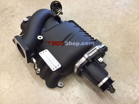 Magnuson Supercharger for Toyota 3.4L Engine