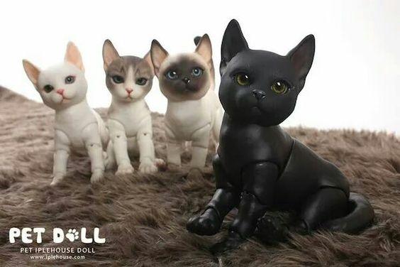 IpleHouse - Pet Doll BJD
