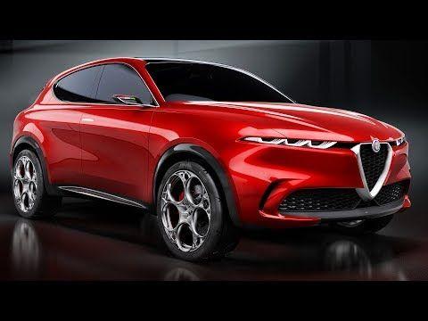 2021 Alfa Romeo Tonale Concept Car Interior Exterior First Look Youtube Concept Car Interior Alfa Romeo Concept Cars