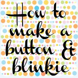 how to make button & blinkie using Photoshop -tutorial by Issa