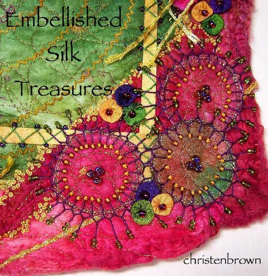 By christine brown as seen on joggles the website art