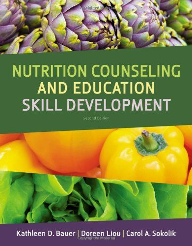 Nutrition Counseling and Education Skill Development by Kathleen D. Bauer http://www.amazon.com/dp/0840064152/ref=cm_sw_r_pi_dp_DAzjub0CZJVKM