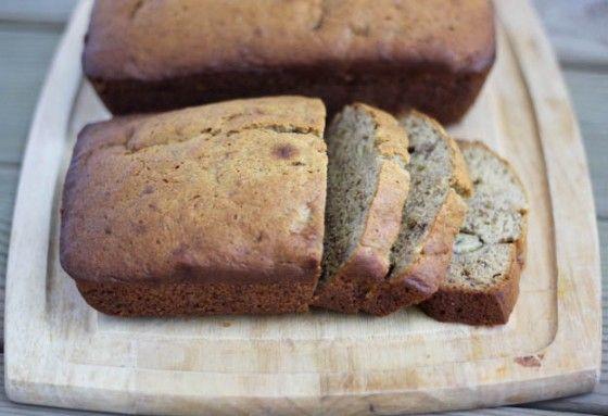 The Best Banana Bread via @Cassie Laemmli   @BakeYourDay because I love banana bread recipes!!!