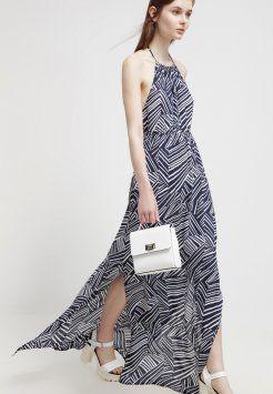 s.Oliver Denim - Długa sukienka - night blue