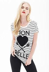 44 Printing T-shirt Every Girl Should Keep