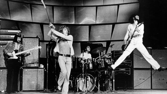 Billed as the High Numbers, the Who thrashed through a set of blues and R&B…
