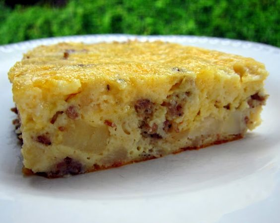 Hash Brown Breakfast Casserole .. Would be nummy with country sausage gravy!