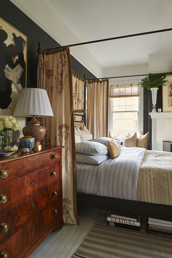Bedroom by William R. McLure IV: