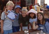 List of options for language camps in France