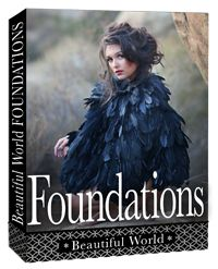 Foundations, part of the huge new Beautiful World collection now available on Etsy