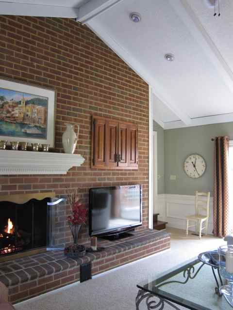 How To Build A Raised Fireplace Hearth Home Ideas With Images Fireplace Hearth Hearth Fireplace