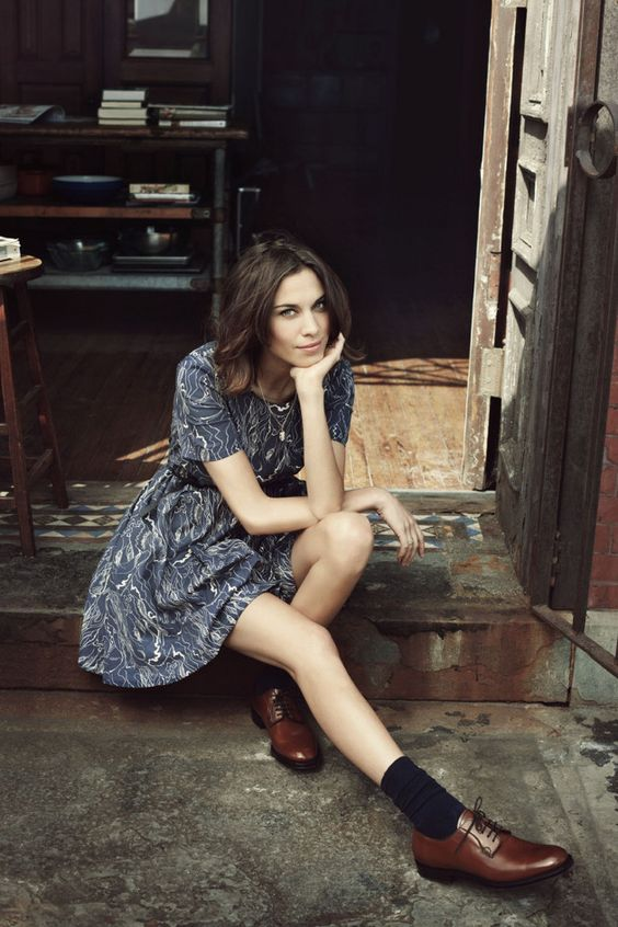 Alexa Chung for Vero Moda - DustJacket Attic