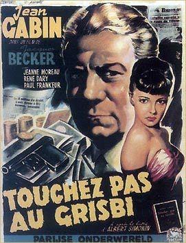 I love French gangster flicks