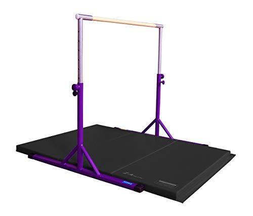 Z Athletic Expandable Kip Bar Adjustable Height For Gymnastics