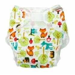 ImseVimse One Size Diaper Woodland