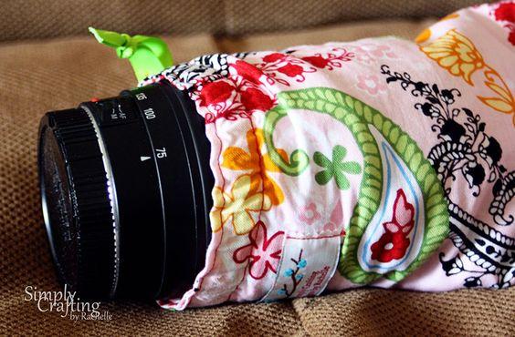 Camera & lens cozies