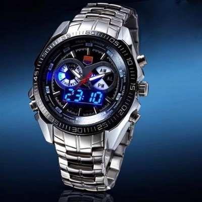 Relógio Masculino Tvg 468 Sport - Importado - Frete Grátis - R$ 199,90 em…