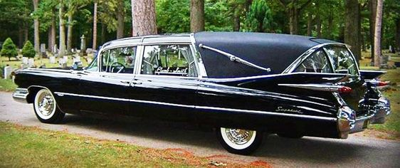 1959 Cadillac Crown Royale Landaulet Hearse by Superior - #cadillac #crown #hearse #landaulet #royale #superior