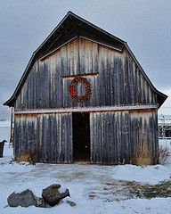 Barn.  Can we pick it up and move it to our backyard? :)