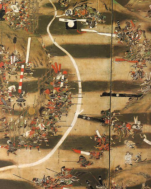 """""""La battaglia di Nagashino (長篠の戦い)"""""""
