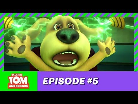 Talking Tom And Friends Magnetic Ben Season 1 Episode 5