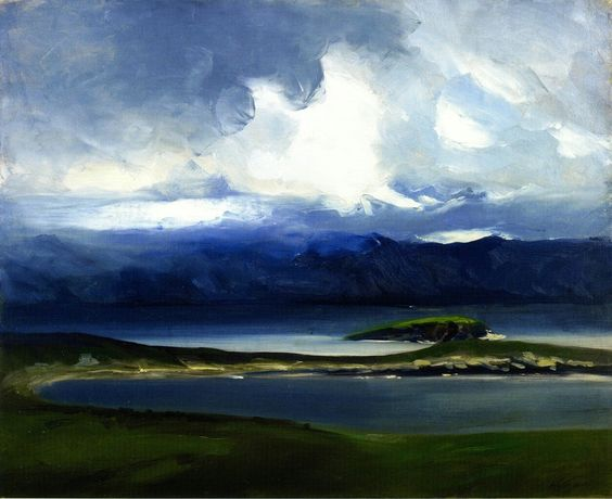 Robert Henri- West Coast of Ireland, 1913.
