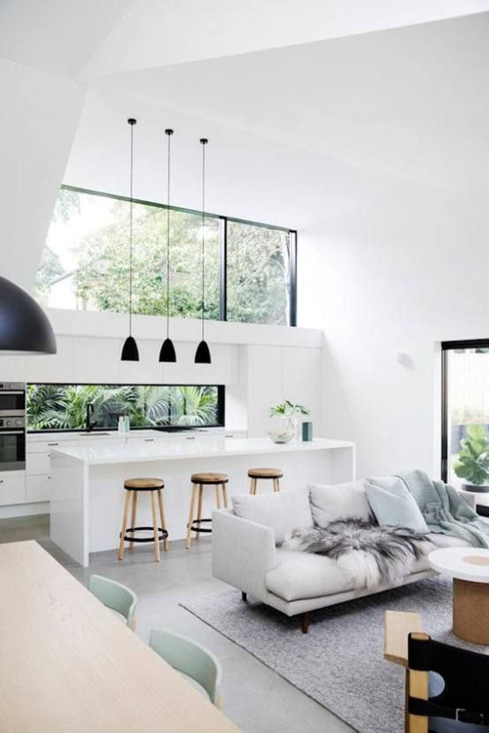 15 Dreamy Minimal Interiors From Luxe With Love Minimalism Interior Home Decor Inspiration House Interior